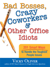 Book: Bad Bosses, Crazy Coworkers & Other Office Idiots